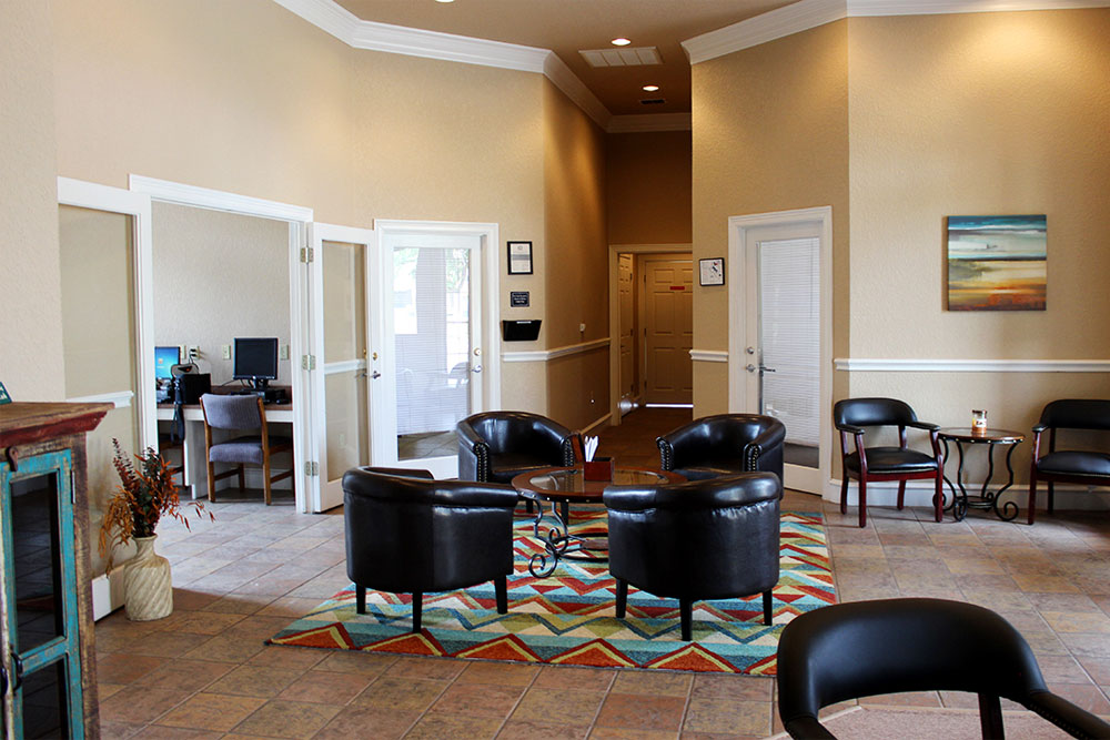 Clubhouse  at Palo Duro Place in Amarillo TX