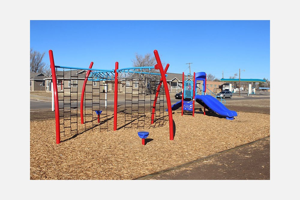 Playground at Palo Duro Place in Amarillo TX