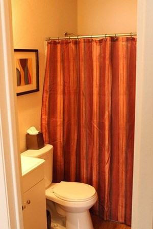 Bathroom at Palo Duro Place in Amarillo TX