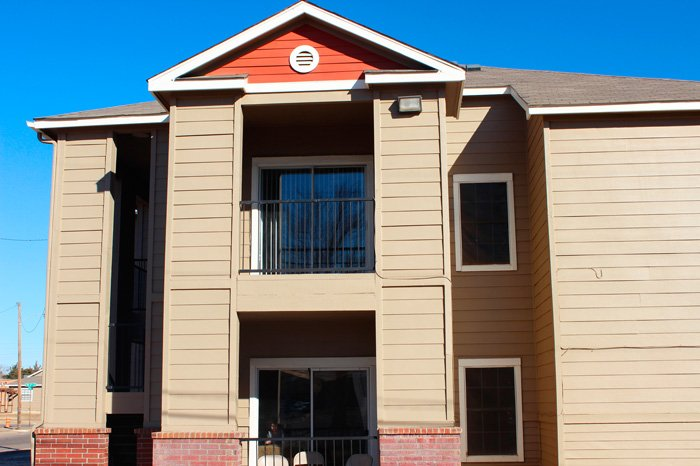Exterior at Palo Duro Place in Amarillo TX