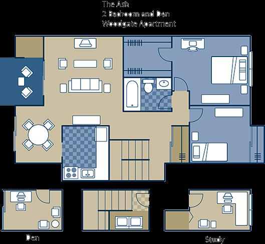 The Ash Floor Plan 10