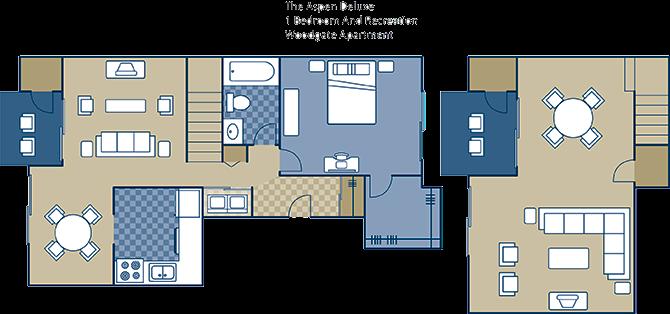 The Aspen Deluxe Floor Plan 2