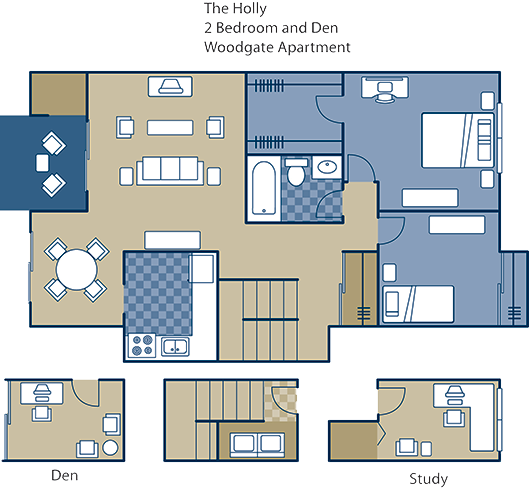 The Holly Floor Plan 9