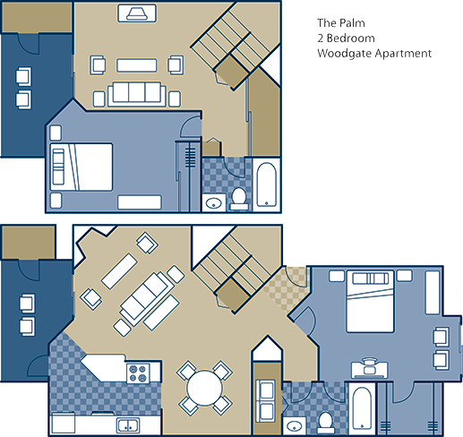 The Palm Floor Plan 15