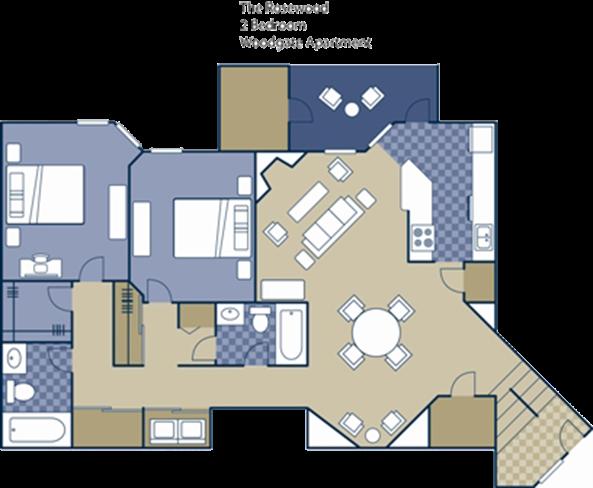 The Rosewood Floor Plan 16