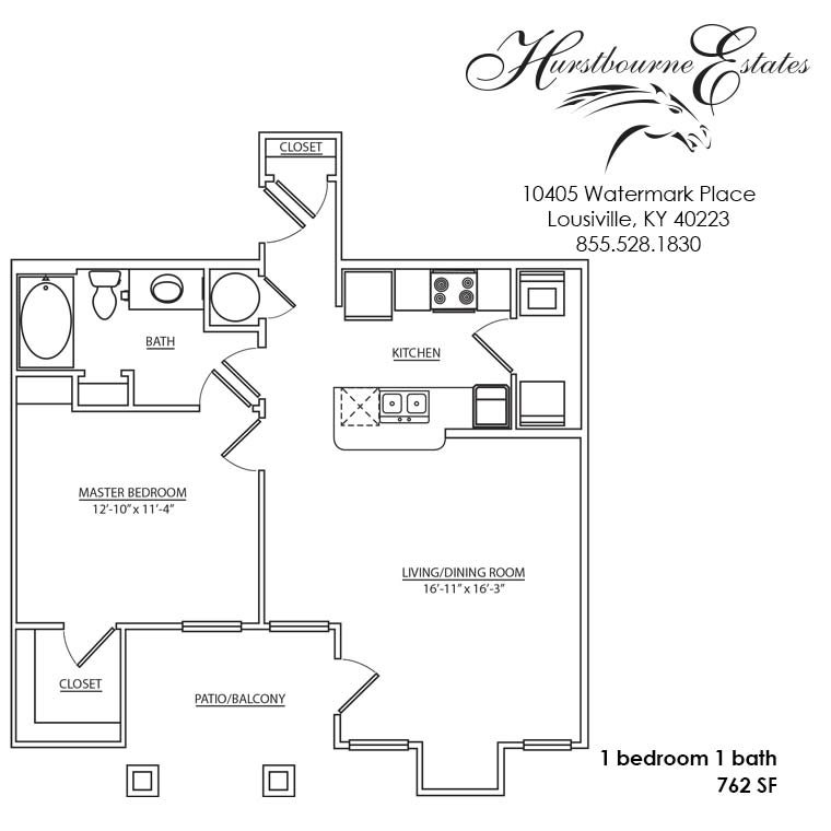 1F - 1G Floor Plan 3