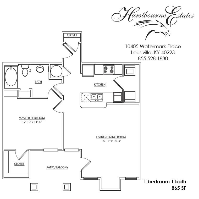 1L - 1M Floor Plan 6