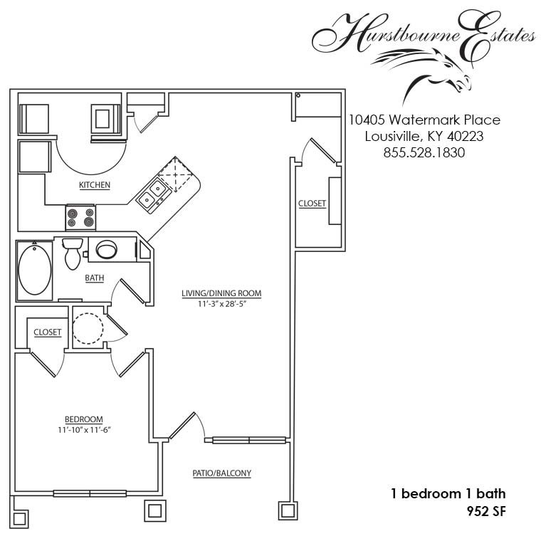 1N -1O Floor Plan 7