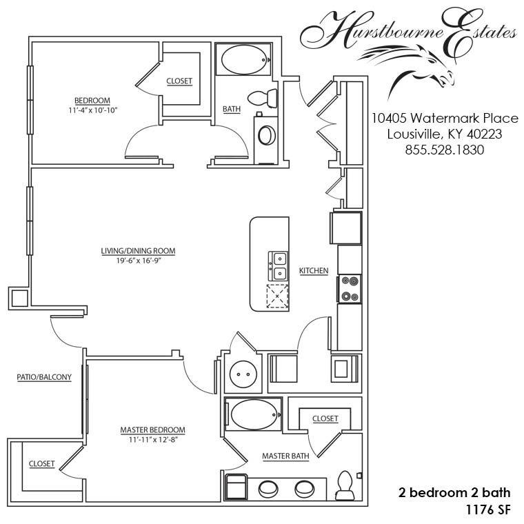 2F - 2H Floor Plan 11