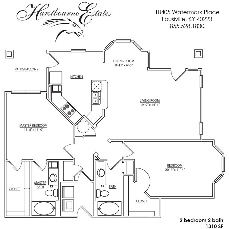 2L - 2M Floor Plan 13