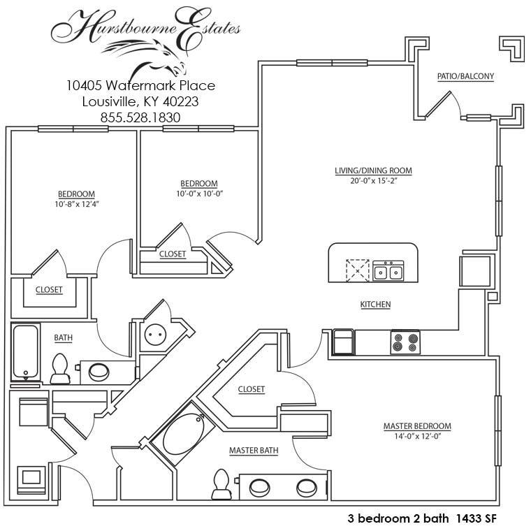3A -3C Floor Plan 16
