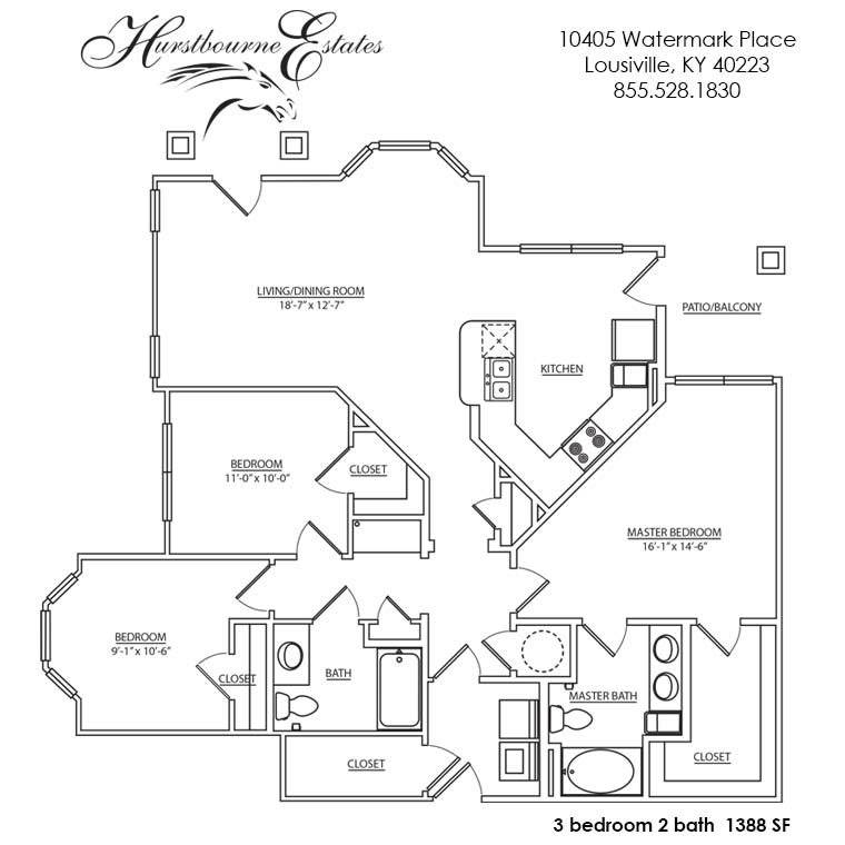 3 Floor Plan 15