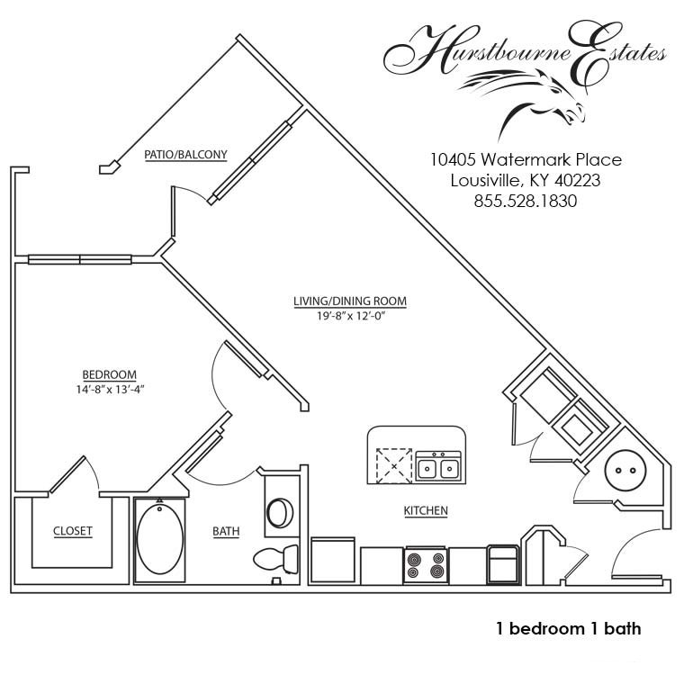 1C - 1E Floor Plan 2