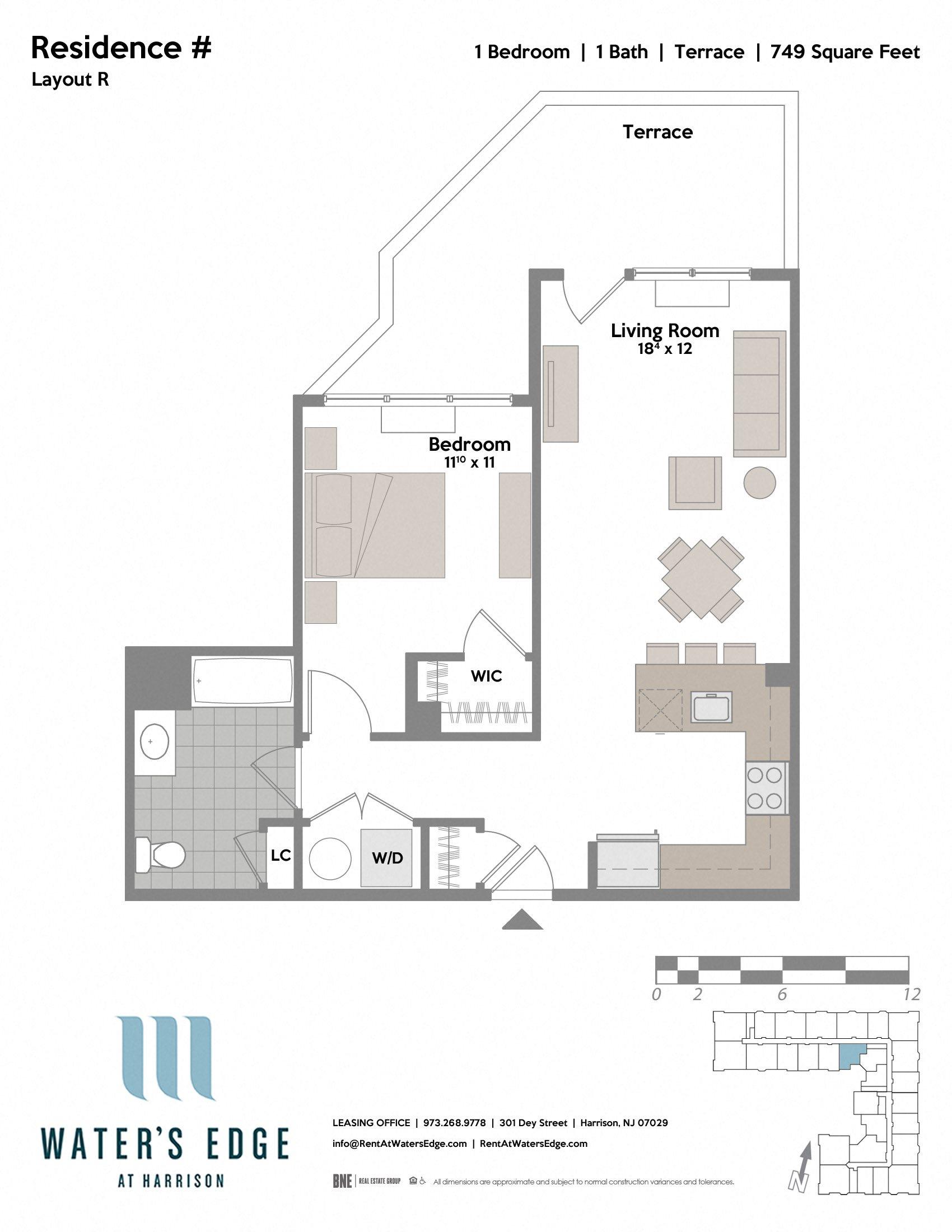 Layout R-T Floor Plan 4