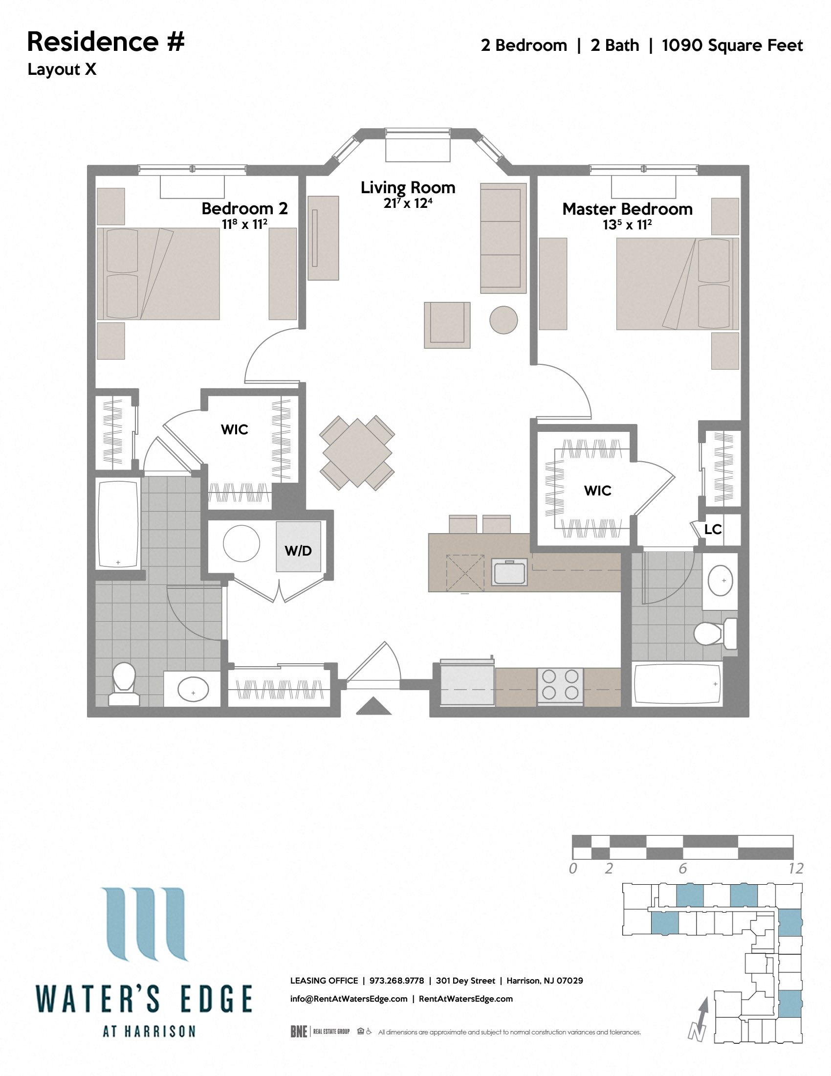 Layout X Floor Plan 4