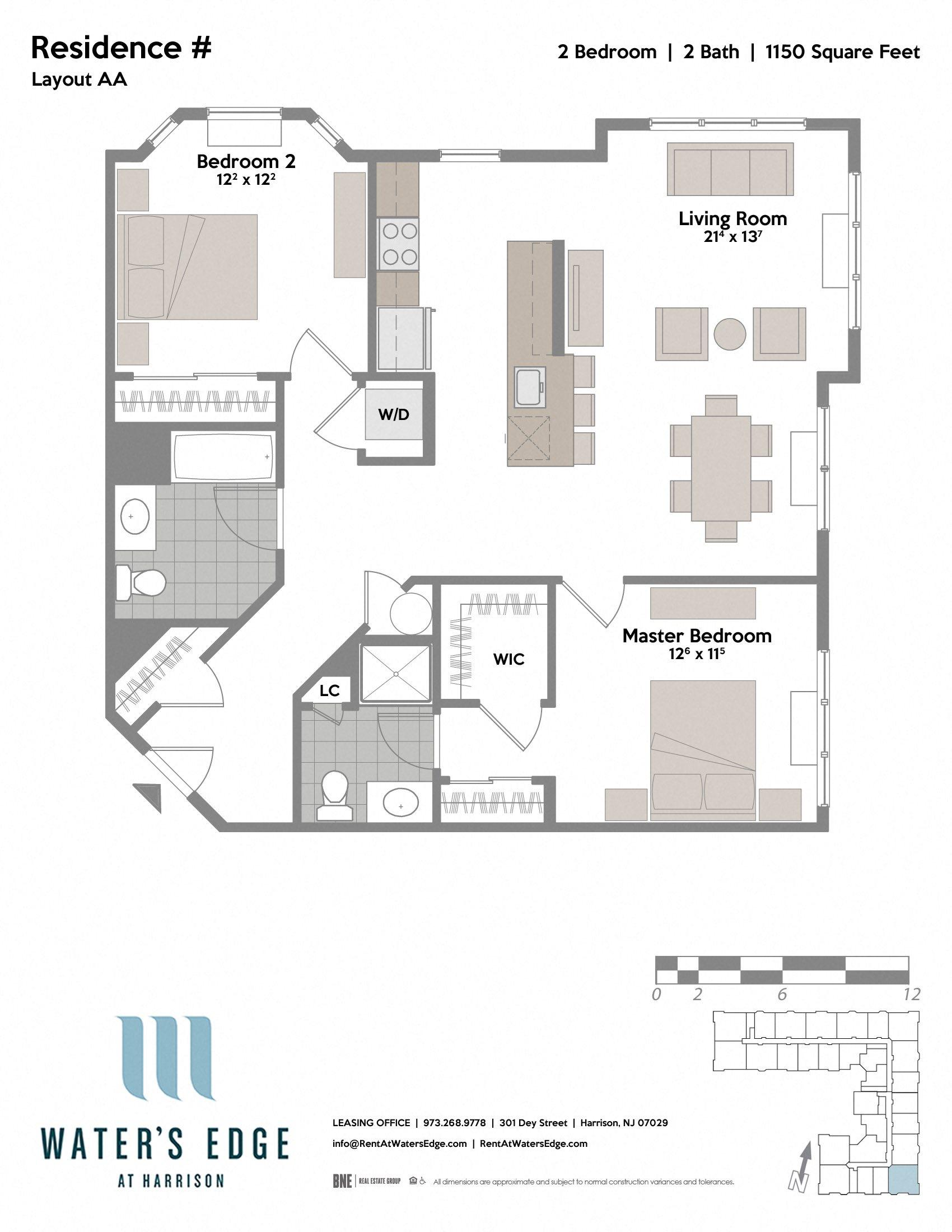 Layout AA Floor Plan 5