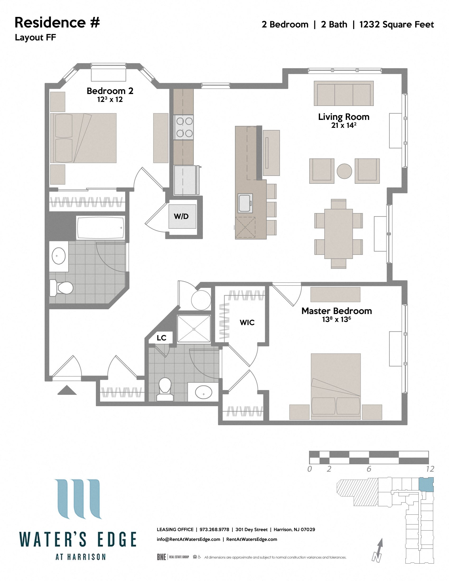 Layout FF Floor Plan 5