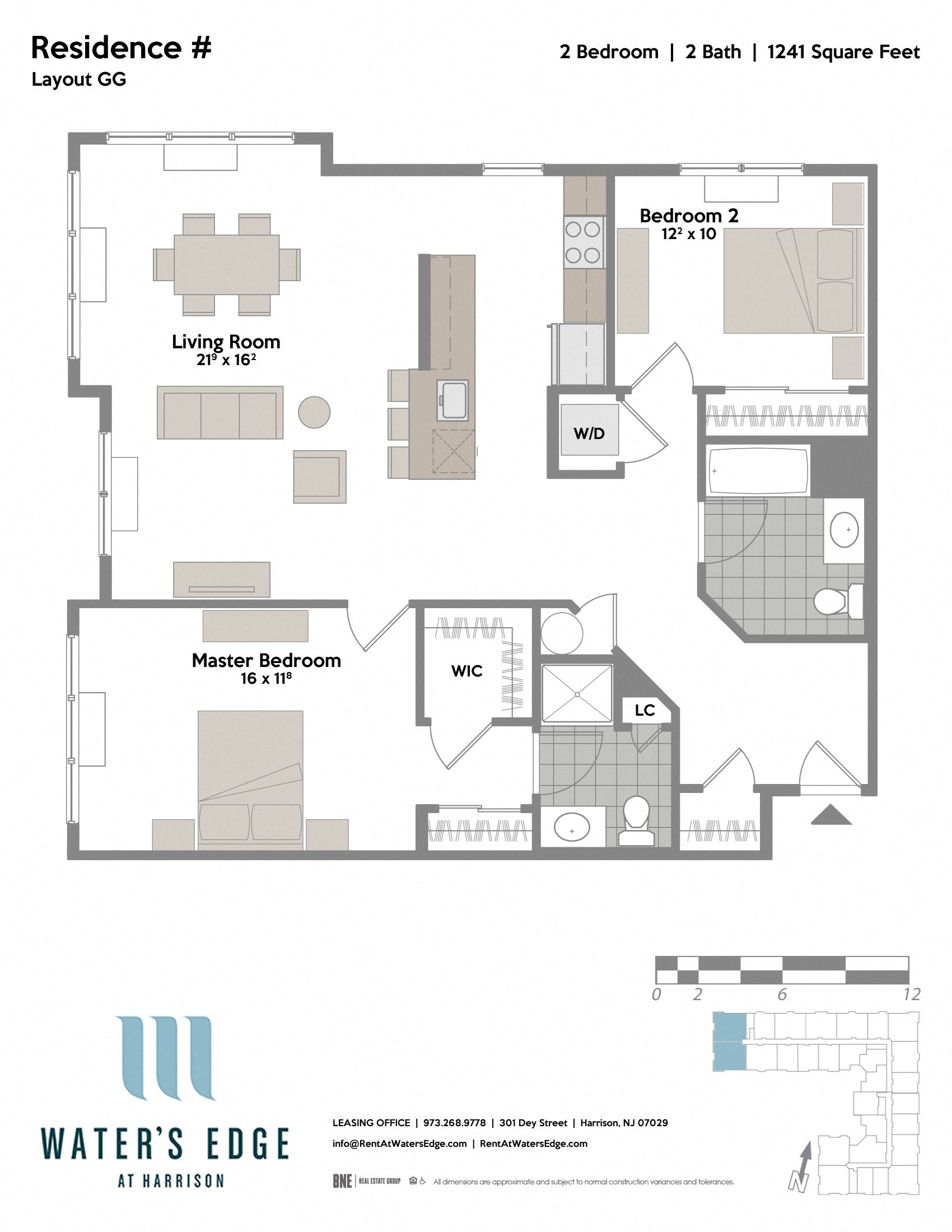 Layout GG Floor Plan 8