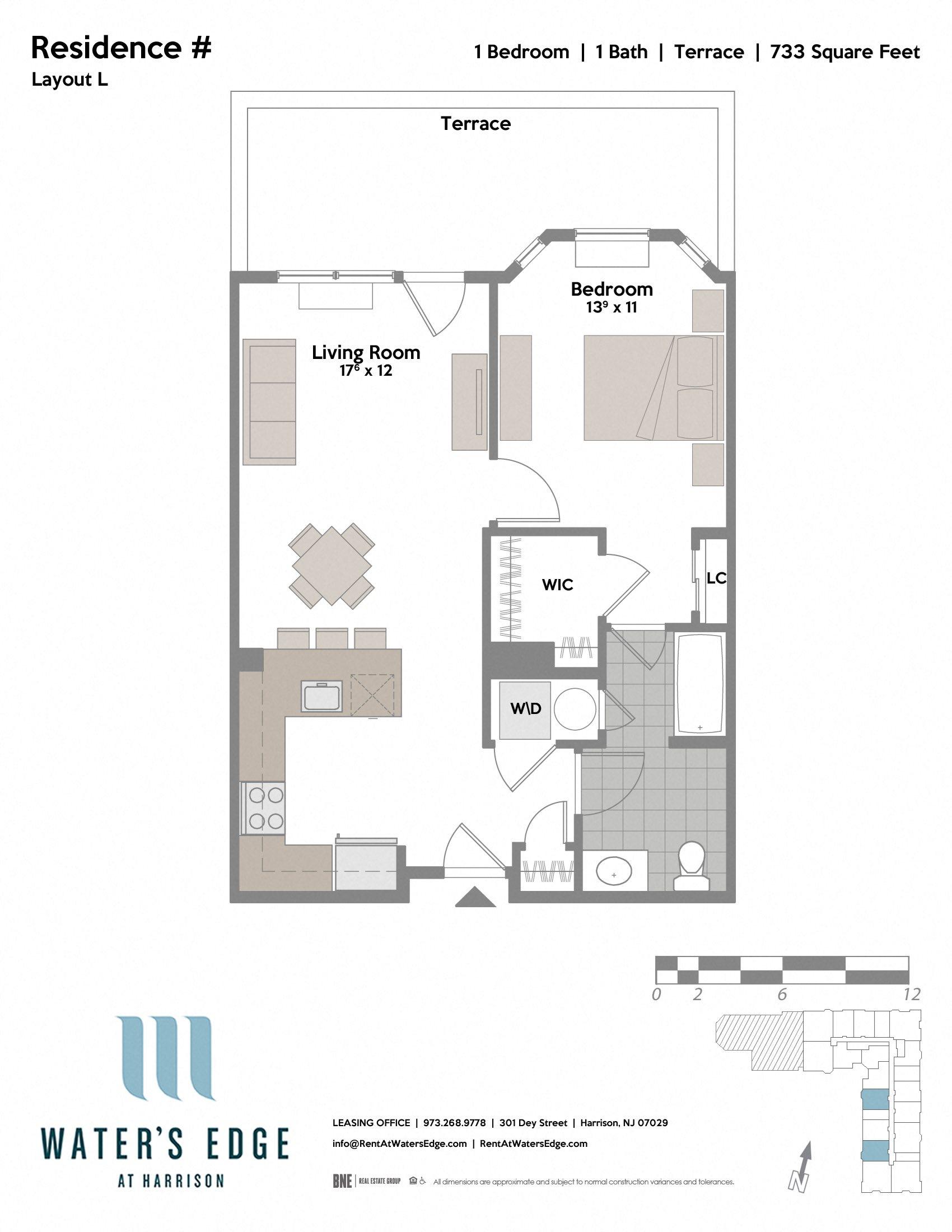 Layout L-T Floor Plan 2