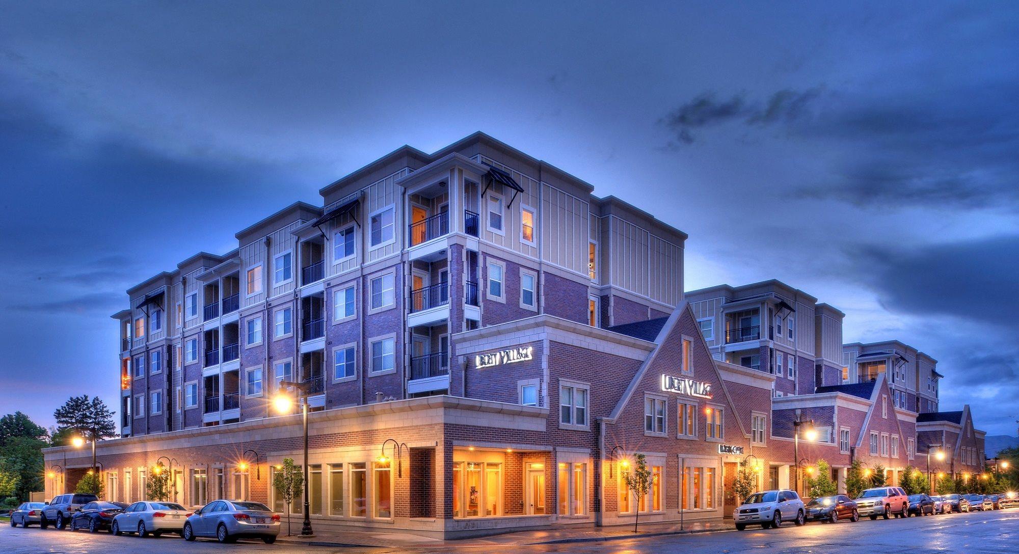 Liberty Apartments Salt Lake City