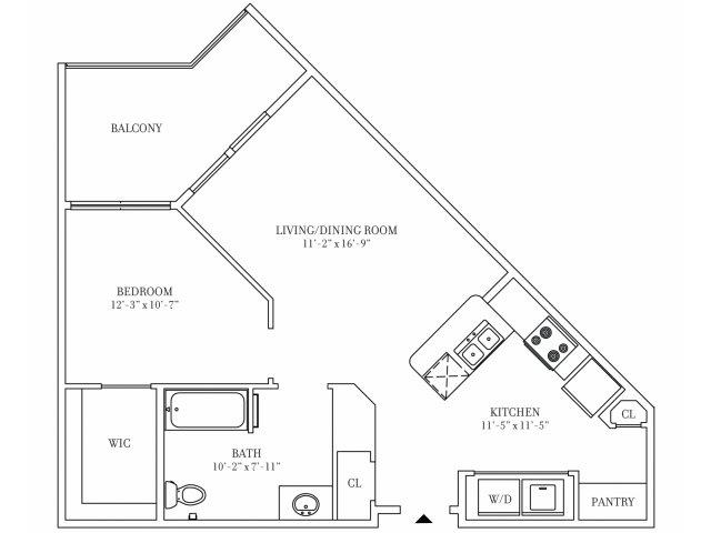 floor layout plans the crescent club apartments 3000 tulane avenue new 11694