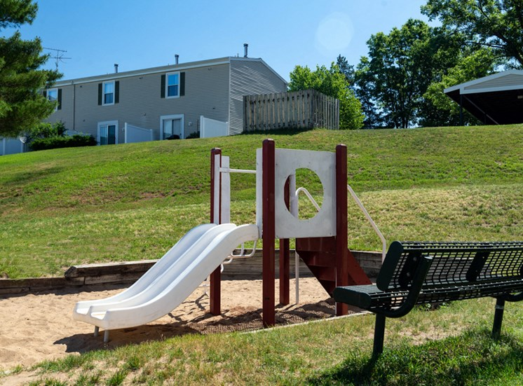 Playground at Rolling Pines Apartments in Grand Rapids, MI