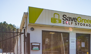 Save Green Self Storage Photo Gallery 1