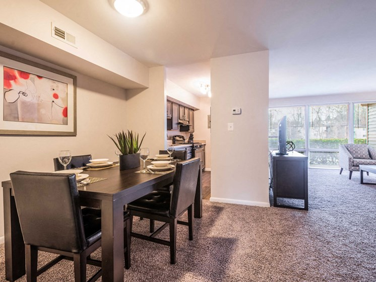 Personal Dining, at Brook View Apartments, Baltimore, 21209