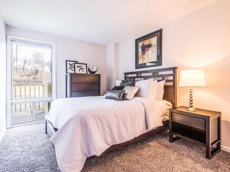 Gorgeous Bedroom Designs, at Brook View Apartments, Maryland, 21209
