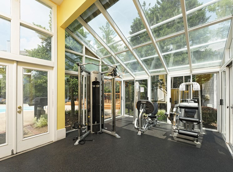 State-of-the-Art Fitness Center at Chase Heritage Apartments, Sterling, VA,20164