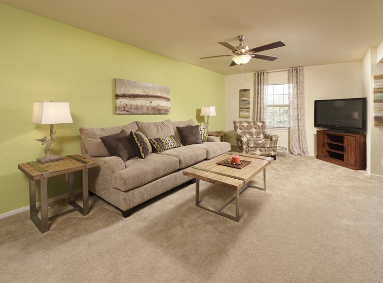 Luxurious Living Room at Courthouse Square Apartments, Towson, MD,21286