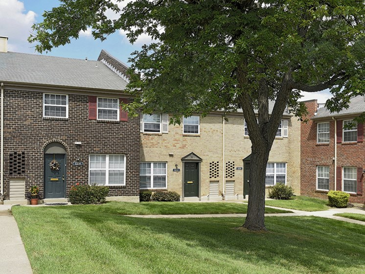 Beautiful Surroundings at Northwood Ridge Apartments and Townhomes, Baltimore, MD, 21239