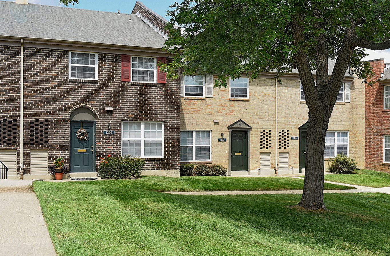 Apartments In Baltimore Md Northwood Ridge Townhomes