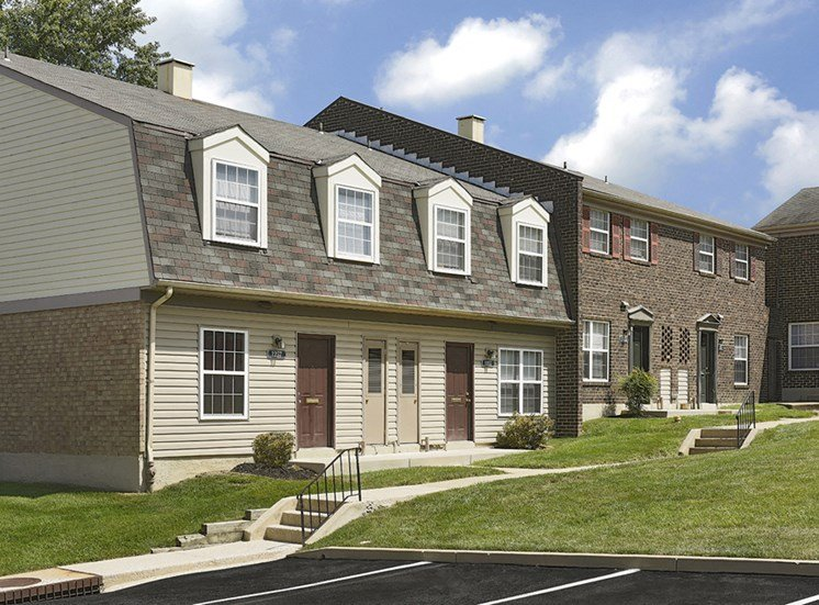 Beautiful Brick Construction at Northwood Ridge Apartments and Townhomes, Baltimore, MD, 21239