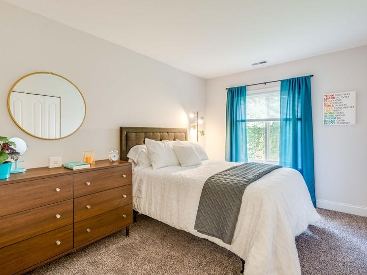 Padonia Village Bedroom Renovated