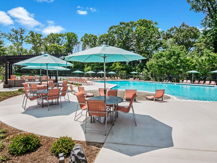 Brand New Swimming Pool  at Padonia Village Apartments, Timonium, MD,21093