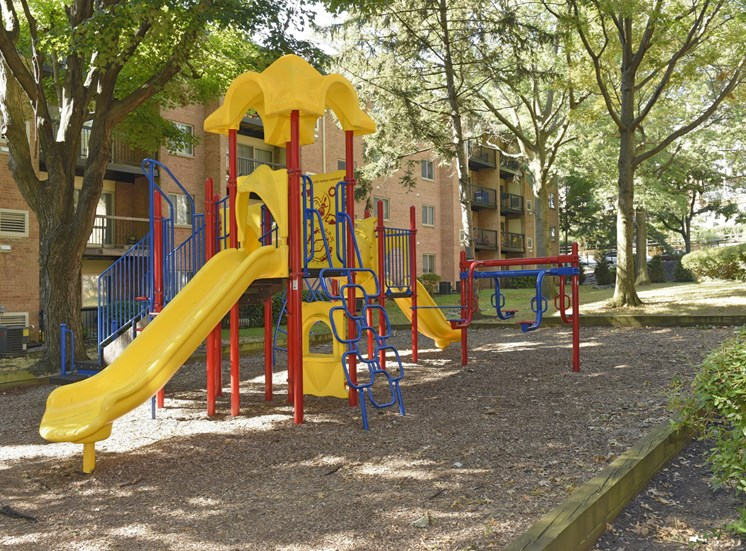 Playground at 101 North Ripley Apartments, Alexandria, VA 22304