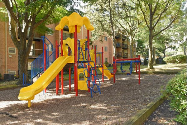 Playground at 101 North Ripley Apartments, Alexandria, VA