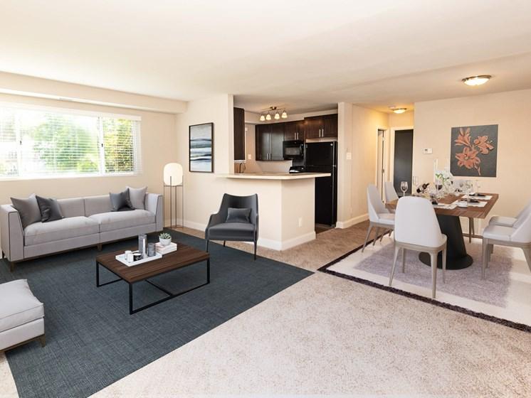 Stevenson Lane Living Area