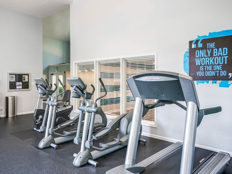 Fitness Center, Crossings at White Marsh Apartments, White Marsh, MD