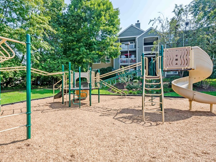 Playground, Crossings at White Marsh Apartments, White Marsh, MD