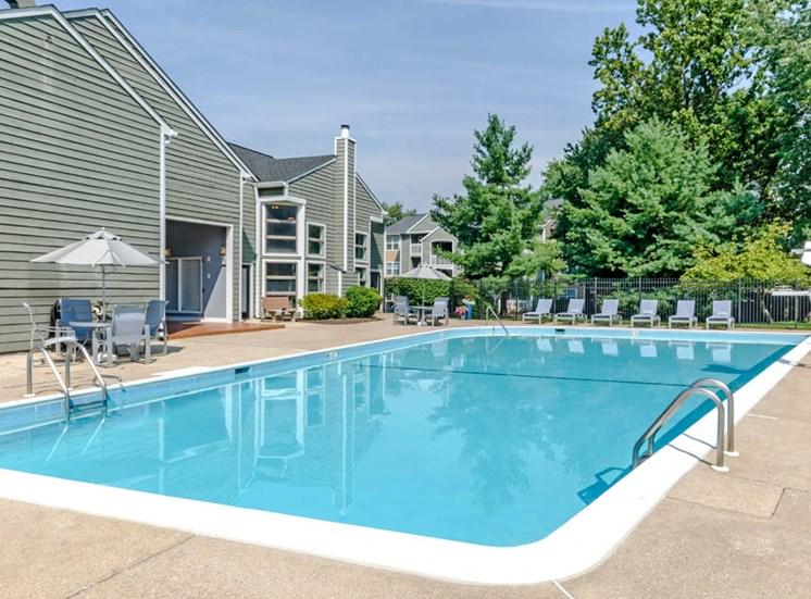 Swimming Pool, Crossings at White Marsh Apartments, White Marsh, MD
