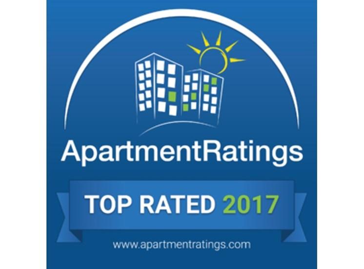 Apartment Ratings Top-Rated Award