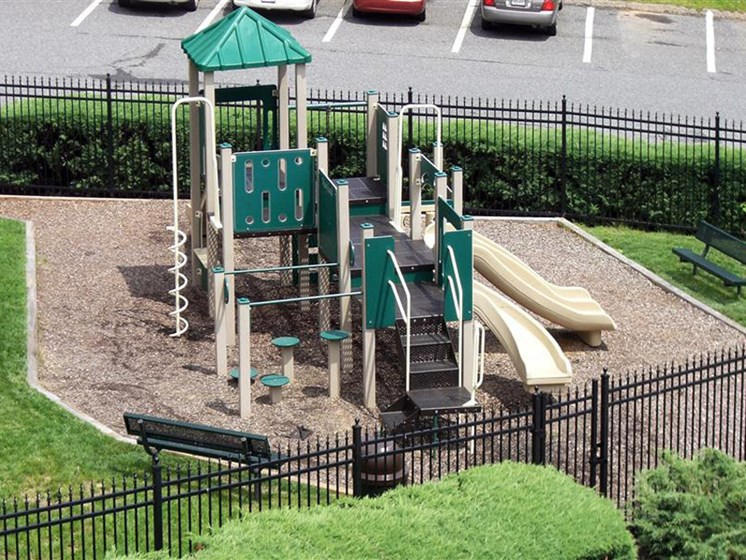 Playground at Ridge Gardens Apartments, Parkville, MD, 21234