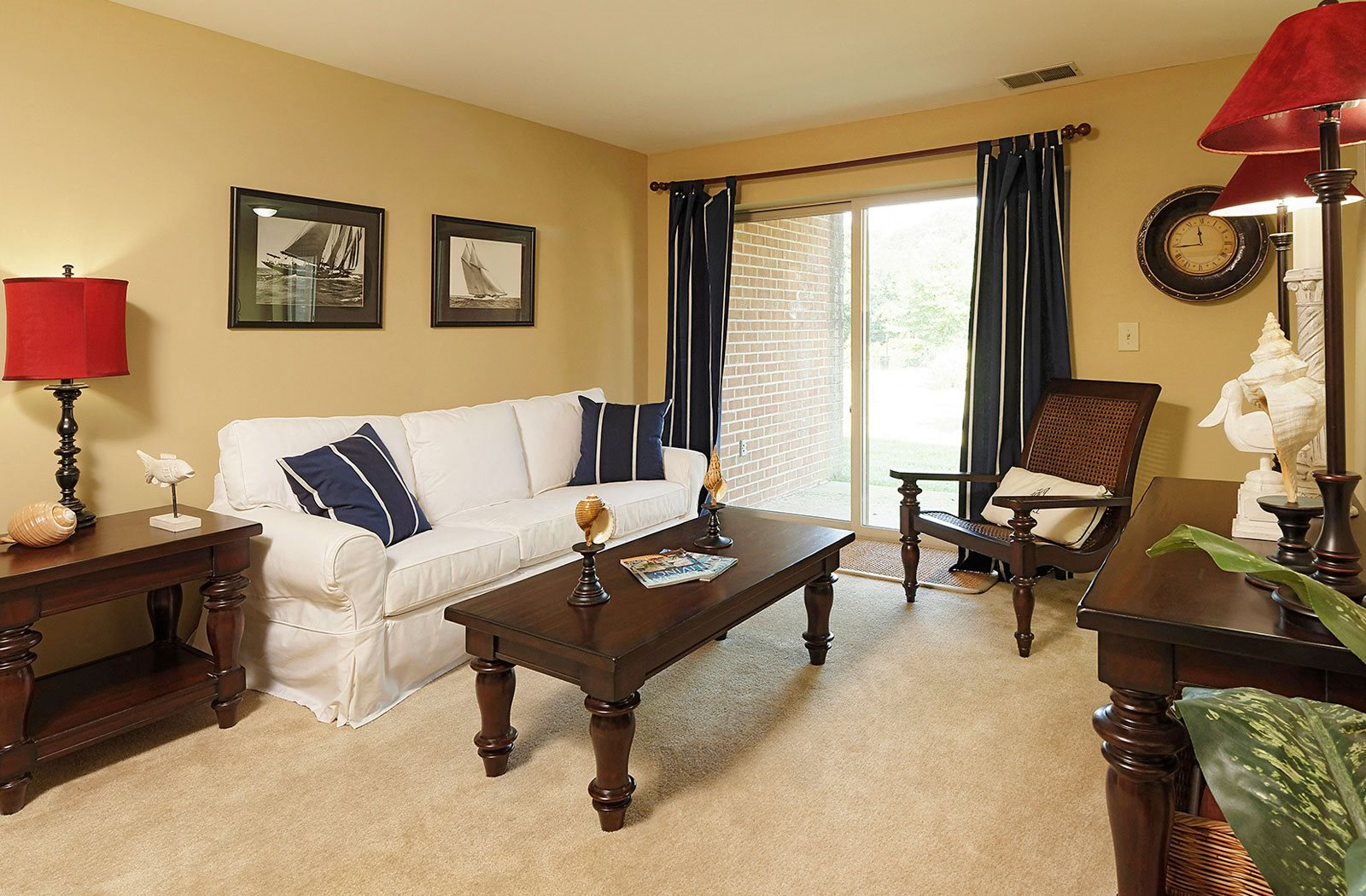 Living Room Westwinds, 1029 Spa Road,  Annapolis