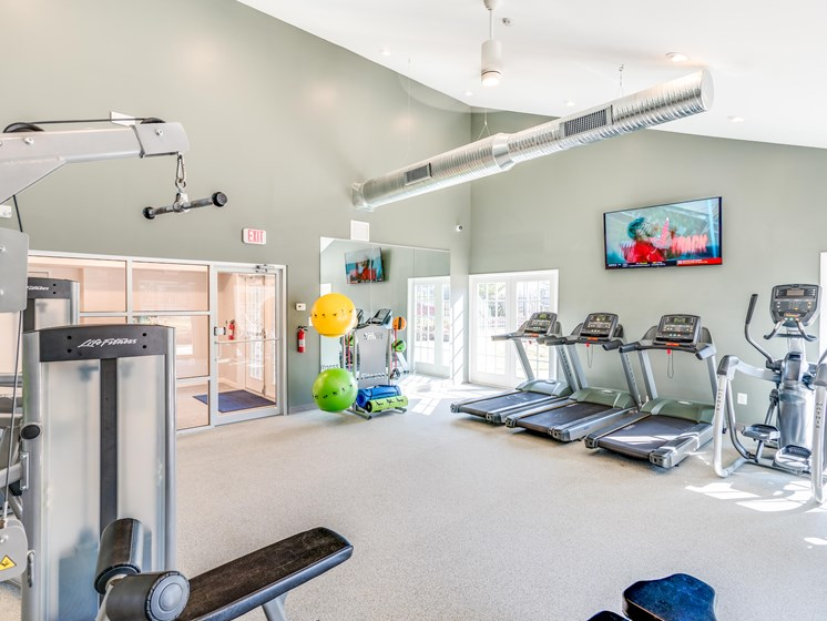State Of The Art Fitness Center at Westwinds Apartments, Annapolis, MD, 21403