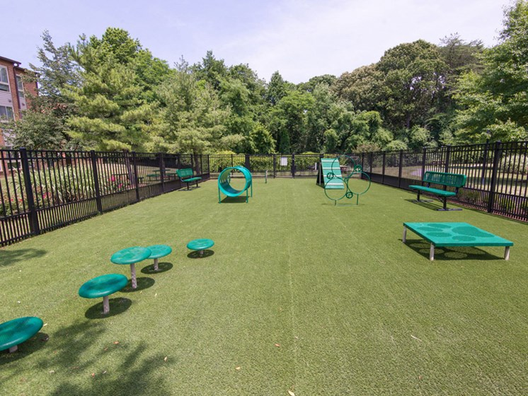 Dog Park at Westwinds Apartments, Annapolis, MD 21403