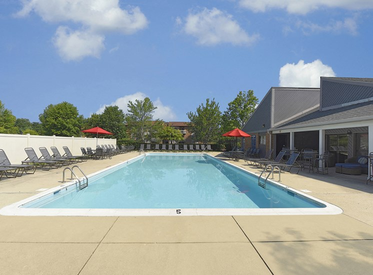 Swimming Pool at Westwinds Apartments, Annapolis, MD, 21403