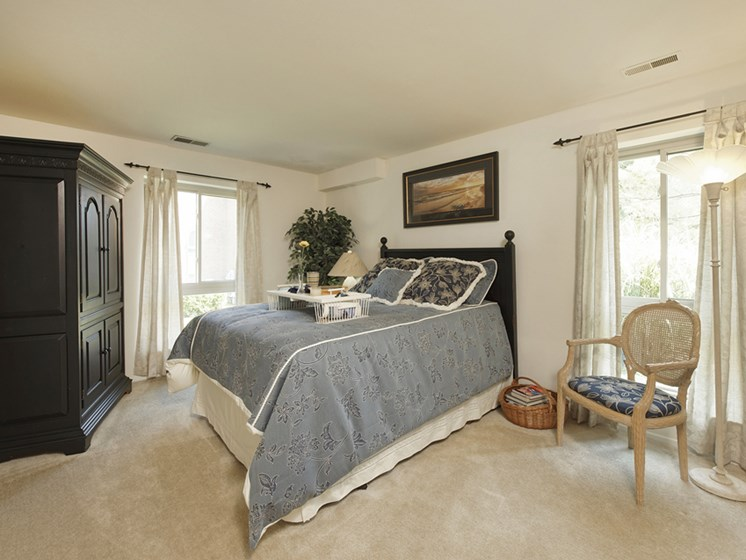 Spacious Bedroom at Westwinds Apartments, Annapolis, MD, 21403