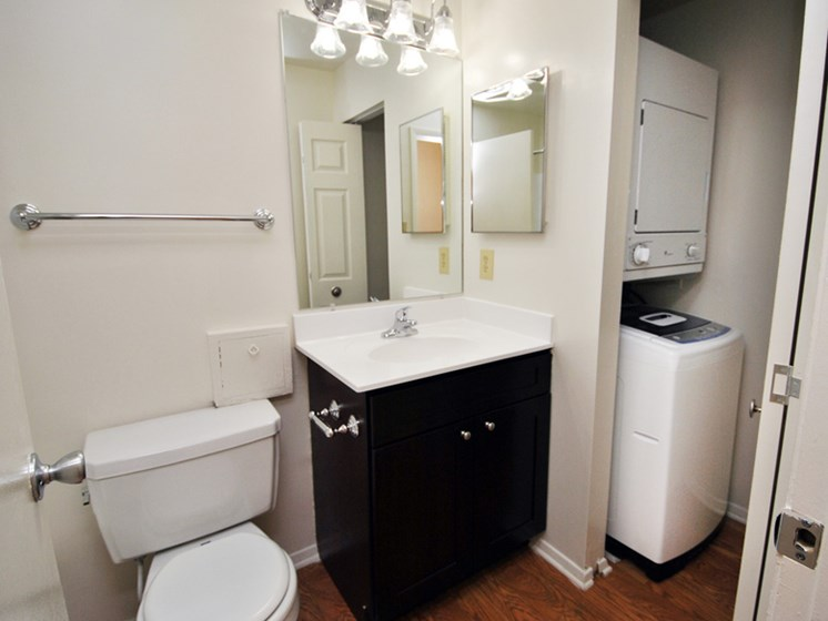 Spacious Bathroom at Westwinds Apartments, Annapolis, MD, 21403
